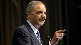Eric Holder tells journalist Paul Sperry to 'shut the hell up' about prosecutor in Andrew McCabe probe