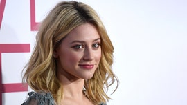 Lili Reinhart shows off her pole dancing skills while filming 'Hustlers'