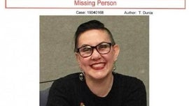California woman who berated man wearing MAGA hat reported missing, believed to be in hiding