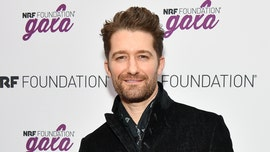 Matthew Morrison on fatherhood and why he's partaking in a funeral for a tree