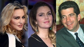 John F. Kennedy Jr. chose Drew Barrymore to pose as Marilyn Monroe for George after Madonna turned him down, pals reveal