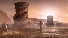 Mars colonists 'will become super-mutants with cancer-immune skin' – but could die 'if they mate with Earthlings', scientist warns