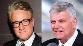 MSNBC's Joe Scarborough criticizes Franklin Graham's comments on Pete Buttigieg's Sexuality: 'You are a disgrace'
