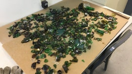 National Park Rangers say thousands of glass shards placed on Michigan beach with 'malicious intent'