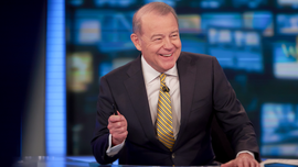 These dueling events have Stuart Varney very fired up: 'This is the presidential election on live TV!'