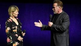 'Terminator' star Linda Hamilton discusses her 35-year relationship with Arnold Schwarzenegger