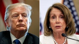 Pelosi hits back at Trump: I'll work with him when he 'starts acting more presidential'