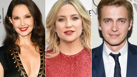 Celebrity birthdays: Kate Hudson, Hayden Christensen and Ashley Judd turn one year older
