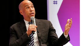 Booker promises to create government office devoted to abortion issues