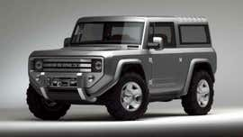 New Ford Bronco could spawn a 'Scout'