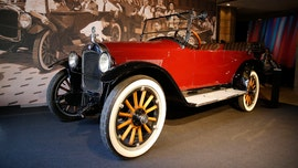 The NFL was founded with the help of a 1920 Hupmobile