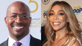 Van Jones hits back at Wendy Williams for bringing up his divorce on her talk show