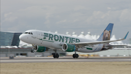 Woman arrested after complaining of vomit on Frontier Airlines seat: report