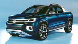 Volkswagen's Tarok is the small pickup it thinks you might like