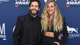 Thomas Rhett says quarantine is a 'blessing in disguise' because of extra family time