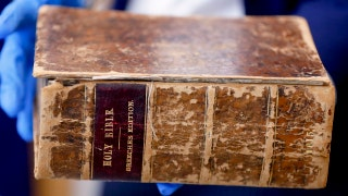 400-year-old Bible returned after $8M heist