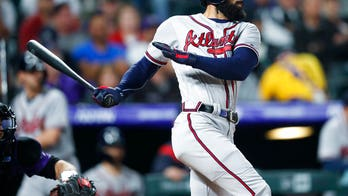 AR-15, guns, cash stolen from home of Atlanta Braves outfielder: cops