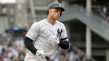 Yankees star Aaron Judge sidelined with 'pretty significant strain' - same injury that ended season in 2016
