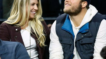 Kelly Stafford is 'right where the doctors need her to be,' husband Matthew Stafford says