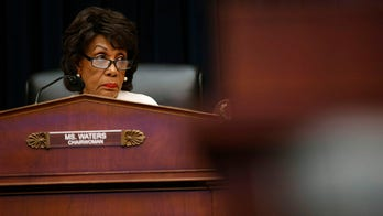 Maxine Waters' leadership of House hearing 'a travesty,' panel's top Republican says