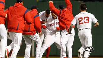 Mystery drone illegally flies over Fenway during Red Sox game
