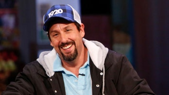 Adam Sandler says he gets 'jumpy' when his 12-year-old daughter talks about boys