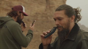 Jason Momoa shaves his iconic beard for the first time in seven years
