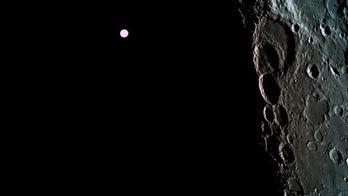 Israel's Beresheet spacecraft snaps stunning images of far side of the Moon ahead of lunar landing