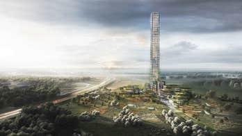 Rural Danish town of 7,000 to build Western Europe's tallest skyscraper