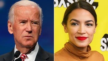 Ocasio-Cortez says Biden presidential run would be going back, instead of moving forward