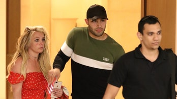 Britney Spears spotted with boyfriend Sam Asghari on Easter outside of wellness facility