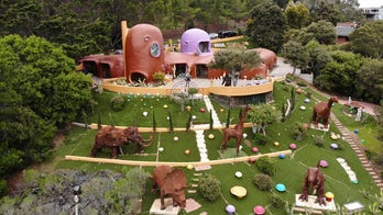 San Francisco suburb says 'Yabba Dabba Don't' to Flintstones house, owner fighting back