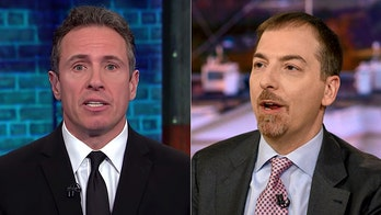 Chuck Todd fires back at Chris Cuomo, says close friend Jake Tapper was 'probably angrier' than anyone