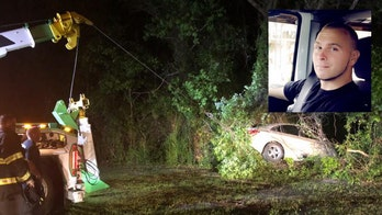 Florida man named Miracle saves woman who plunged into creek: 'God's work'