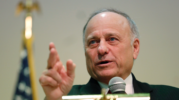 Rep. King compares criticism of him to persecution of Christ