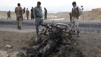 3 American soldiers, 1 US contractor killed in Afghanistan
