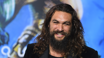 Jason Momoa calls young 'Aquaman' superfan battling cancer in heartwarming video