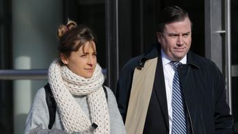 The Latest: Actress Allison Mack pleads guilty