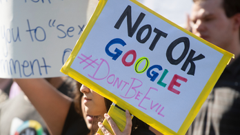 Google workers share retaliation stories at sit-in protest