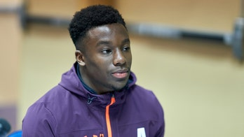 New York Giants sign draft pick Corey Ballentine, weeks after being wounded in Kansas shooting