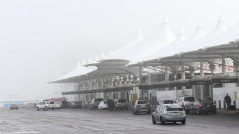 Denver airport's $14.5M sign busted after less than 2 years in use: reports