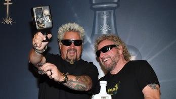 Guy Fieri partners with Sammy Hagar for rocker's latest tequila