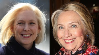Gillibrand can't say if Hillary Clinton has forgiven her for suggesting Bill should have resigned as President