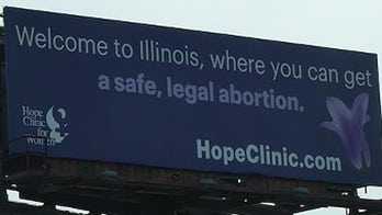 Illinois billboard touts 'safe, legal abortion' in hit against Missouri's pro-life laws