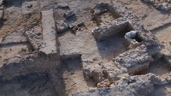 2,000-year-old desert settlement discovered in Israel, revealing ancient rebels' hidden tunnels