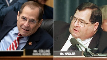 Judiciary Chairman Nadler accused of hypocrisy on Mueller report as vintage video surfaces from Clinton days