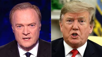 MSNBC host Lawrence O'Donnell admits he made 'error in judgment' in airing controversial Trump-Russia report