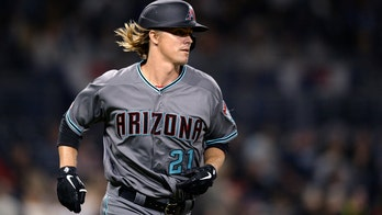 Arizona Diamondbacks' Zack Greinke belts two home runs, becomes first pitcher to do so in two years
