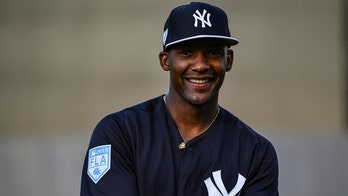 New York Yankees' Miguel Andujar, American League Rookie of the Year runner-up, may need season-ending surgery