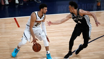 Nuggets erase 19-point deficit in 114-105 win over Spurs